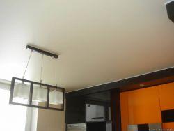 Сатиновый потолок 19 кв.м