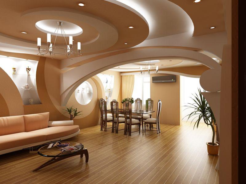 Дизайн дома потолки фото