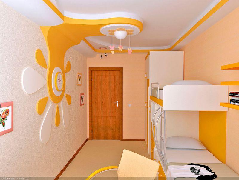 Интерьер для маленькой комнаты: каким он может быть