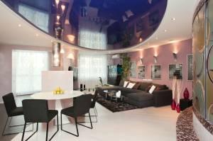 Натяжные или подвесные потолки, что лучше? Выбираем лучший потолок