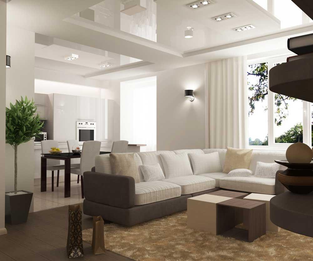 Скромный дизайн потолков в квартире фото скачали контрафактную